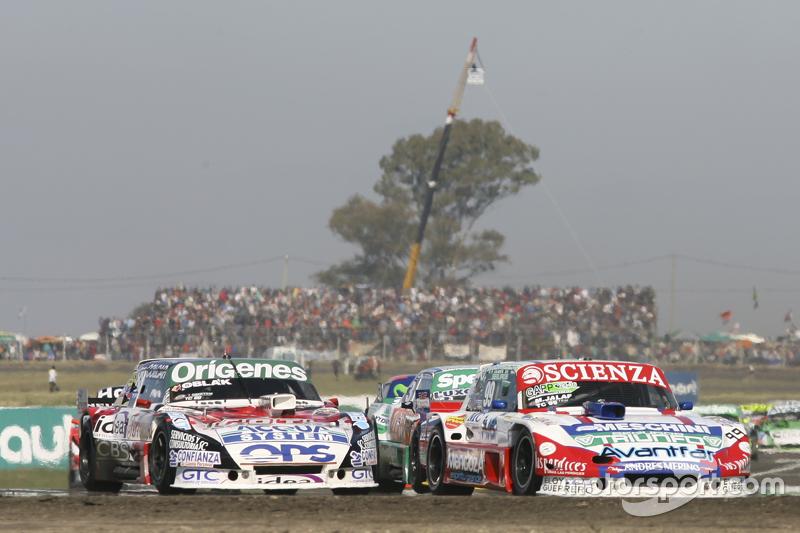 Матіас Халаф, Alifraco Sport Ford та Каміло Ечеваррія, Coiro Dole Racing Torino