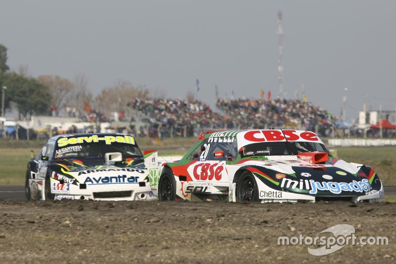 Карлос Окуловіч, Maquin Parts Racing Torino та Діего де Карло, JC Competicion Chevrolet