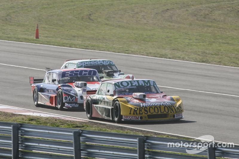 Ніколас Бонеллі, Bonelli Competicion Ford та Хосе Савіно, Savino Sport Ford