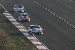 Juan Manuel Silva, Catalan Magni Motorsport Ford dan Matias Rossi, Donto Racing Chevrolet dan Juan P