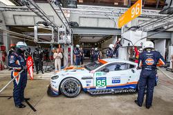 24 Ore di Le Mans test day
