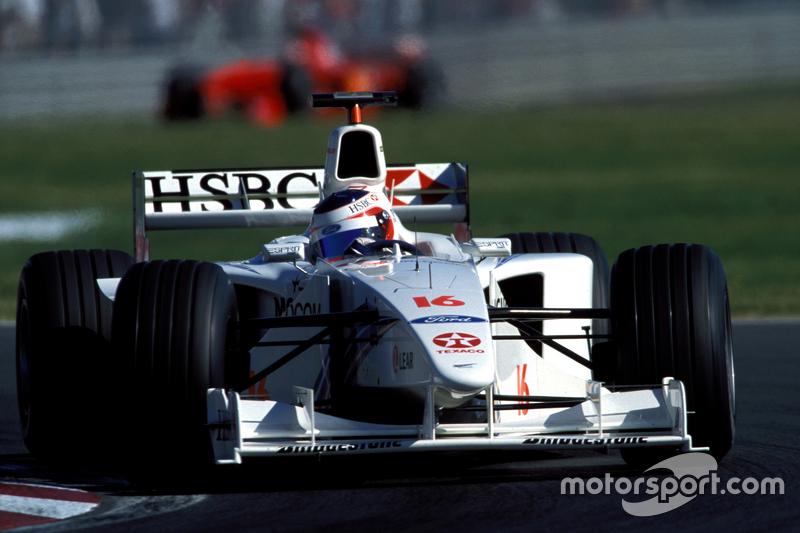 1999: Stewart SF3 Ford