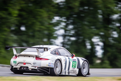 #91 Porsche Team Manthey Porsche 911 RSR: Richard Lietz, Jörg Bergmeister, Michael Christensen, Sven