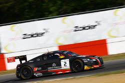 #2 Belgian Audi Sport Team WRT Audi R8 LMS: Christopher Mies, Enzo Ide