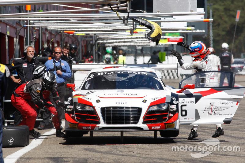#6 Phoenix Racing Audi R8 LMS: Нікі Mayr-Мельнхоф, Маркус Вінкелхок