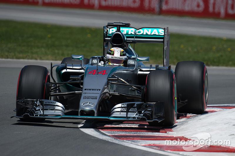2015 - Lewis Hamilton, Mercedes