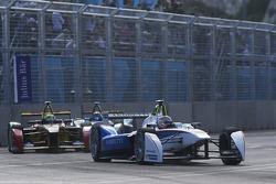 Jean-Eric Vergne, Andretti Autosport, und Lucas di Grassi, Audi Sport Team Abt