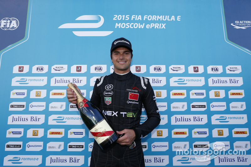 Pemenang balapan: Nelson Piquet Jr.: China Racing