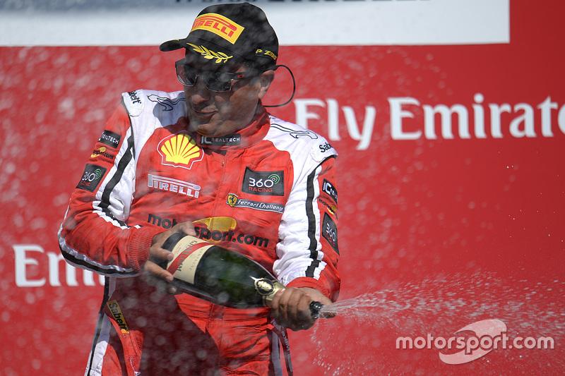 1. #8 Ferrari of Ft. Lauderdale