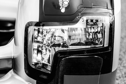 Headlight #8 Audi Sport Team Joest Audi R18 e-tron quattro