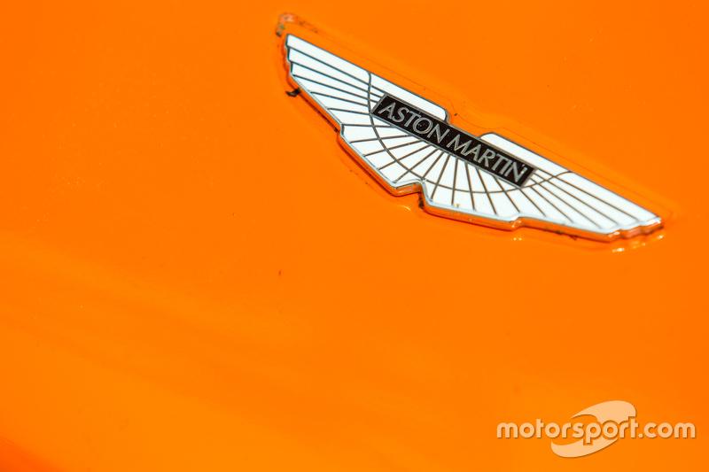 #95 Aston Martin Racing, Aston Martin Vantage GTE, Logo