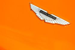 Logo #95 Aston Martin Racing Aston Martin Vantage GTE