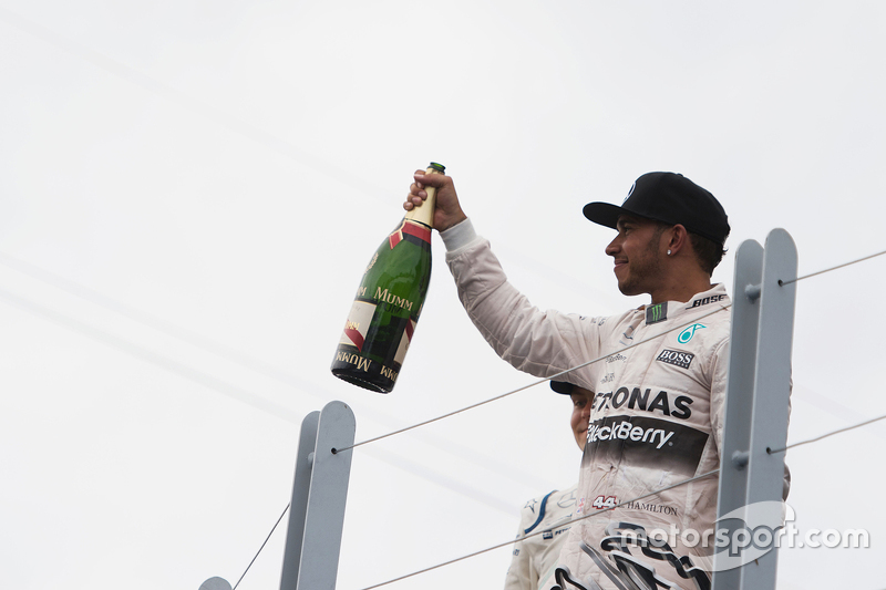 37- Gran Premio de Canadá 2015, Mercedes