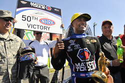Juara Top Fuel, Antron Brown