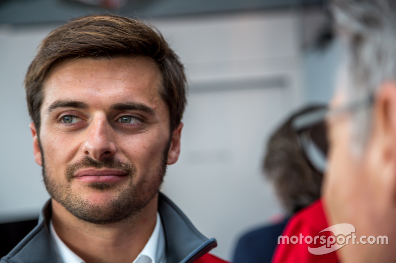 Audi Sport Team Joest: Marco Bonanomi