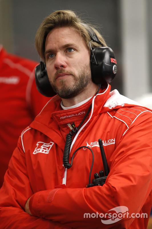 Нік Хайдфельд, Rebellion Racing