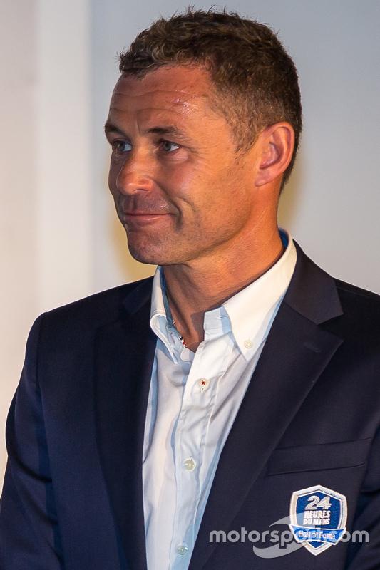 Grand Marshal Tom Kristensen