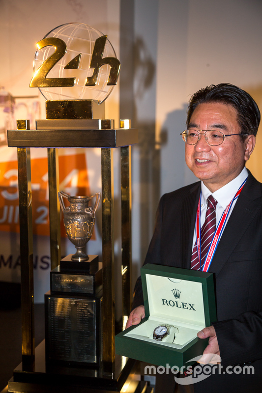 Yoshiaki Kinoshita, Pemenang Spirit of Le Mans