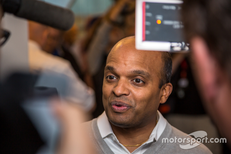 Raj Nair, group VP Ford Product Development