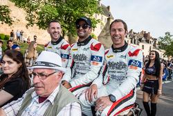 #42 Strakka Racing Strakka-Dome S103: Danny Watts, Nick Leventis and Jonny Kane