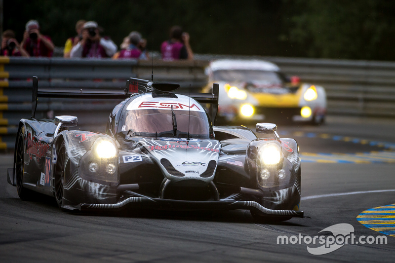 #30 Extreme Speed Motorsports, Ligier JS P2: Scott Sharp, David Heinemeier Hansson, Ryan Dalziel