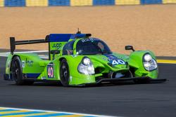 #40 Krohn Racing Ligier JS P2: Трейсі Крон, Нік Джонсон, Жоао Барбоза