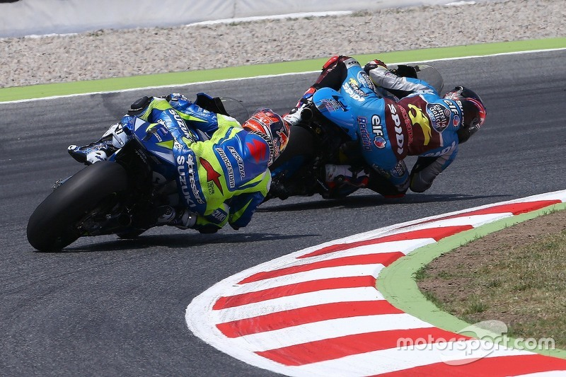 Scott Redding, Marc VDS Racing Honda dan Maverick Viñales, Team Suzuki MotoGP