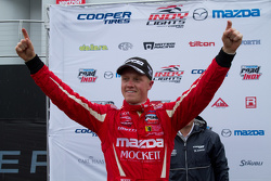 Podium: 1. Spencer Pigot