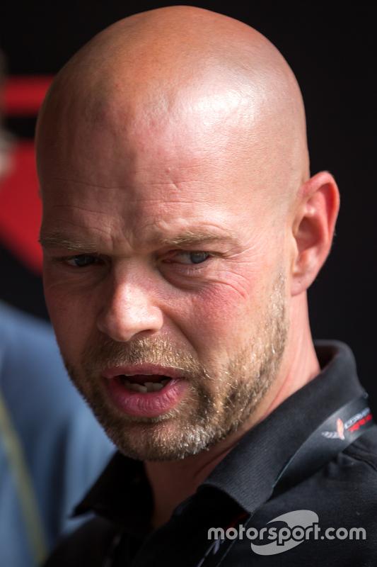 Corvette Racing: Jan Magnussen