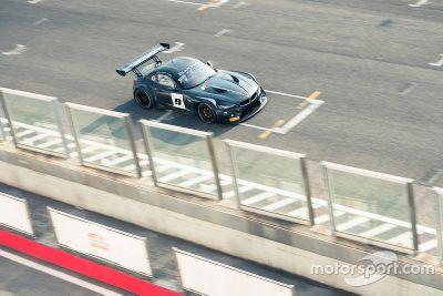 ROAL Motorsport testing