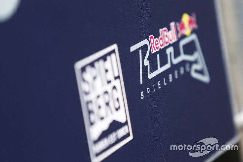 Spielberg: Logo des Red Bull Rings