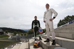 Stoffel Vandoorne, ART Grand Prix et Richie Stanaway, Status Grand Prix