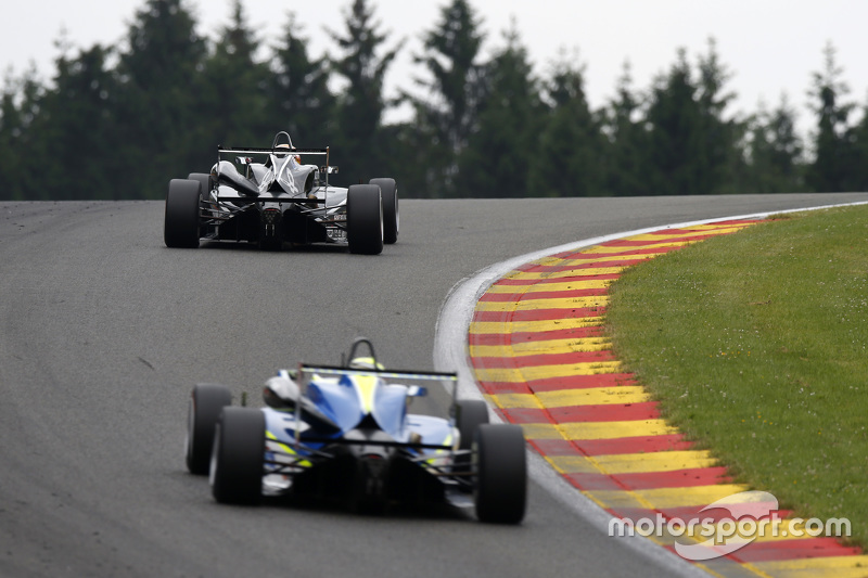 Charles Leclerc, Van Amersfoort Racing, Dallara F312 Volkswagen