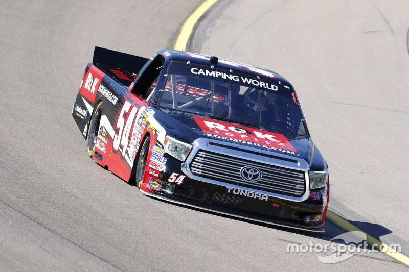 Justin Boston, Kyle Busch Motorsports, Toyota