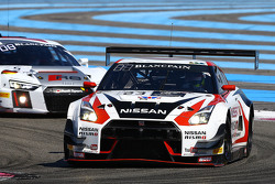 #23 Nissan GT Academy Team RJN Nissan Motorsports GT-R Nismo GT3: Katsumasa Chiyo, Wolfgang Reip, Alex Buncombe