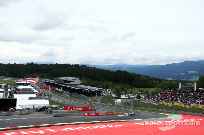 Red Bull Ring 2 veces
