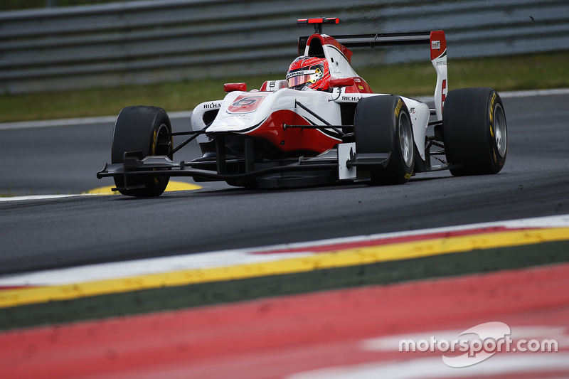 GP3 2015 - Red Bull Ring, Course 1