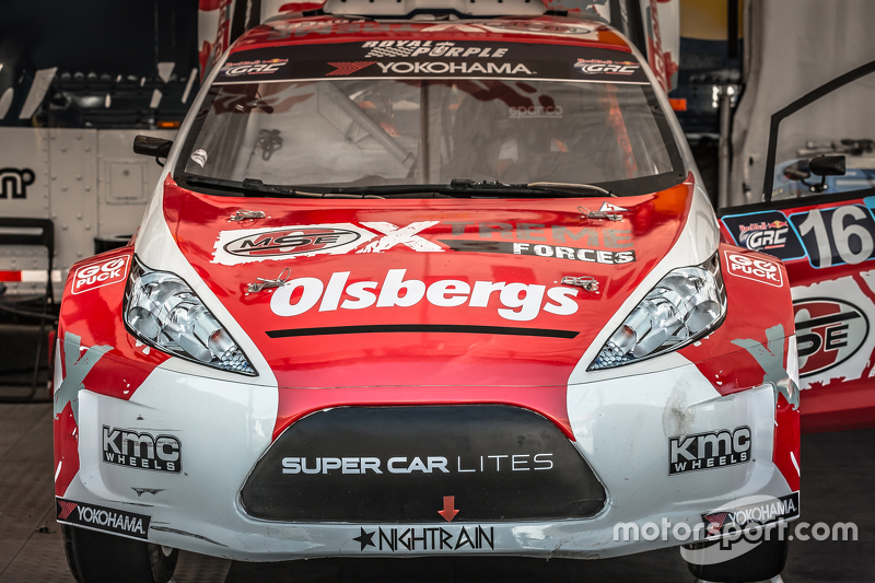 Oliver Eriksson, Olsbergs MSE, Ford