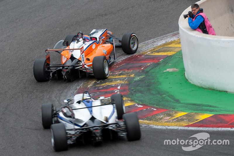 Santino Ferrucci, kfzteile24 Mücke Motorsport, Dallara F312 - Mercedes-Benz