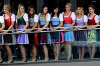 Las hermosas chicas austriacas
