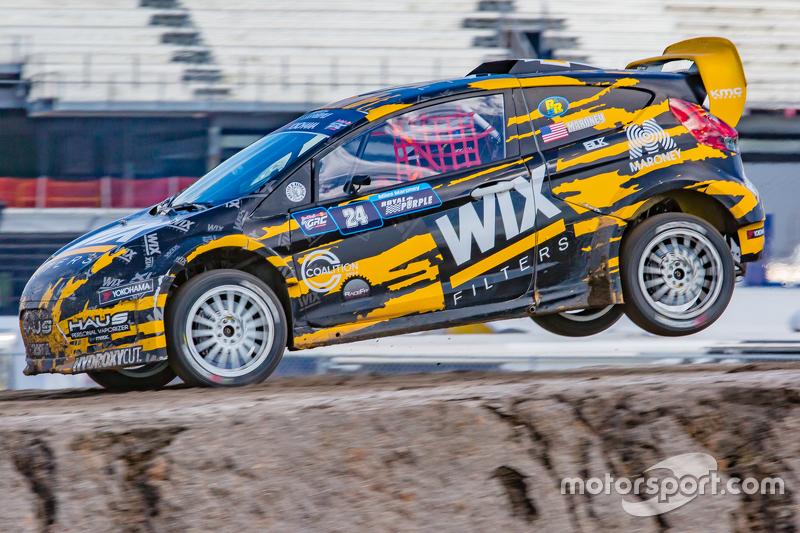Miles Maroney, Dreyer & Reinbold Racing, Ford