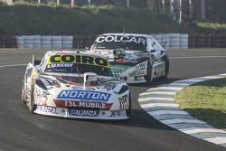 Martin Serrano, Coiro Dole Racing, Dodge, und Gaston Mazzacane, Coiro Dole Racing, Chevrolet