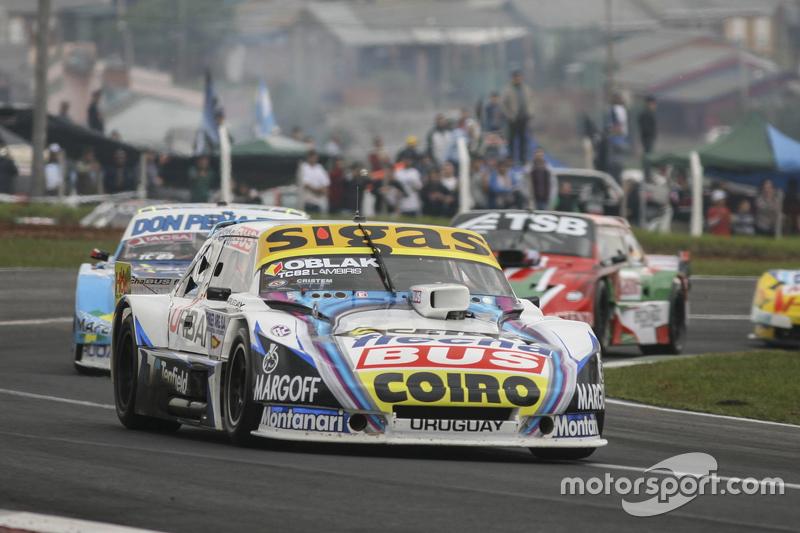 Маурісіо Ламбіріс, Coiro Dole Racing Torino та Мартін Понте, RUS Nero53 Racing Dodge та Жозе Мануель