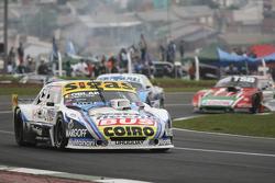 Mauricio Lambiris, Coiro Dole Racing, Torino; Martin Ponte, RUS Nero53 Racing, Dodge, und Jose Manuel Urcera, JP Racing, Torino