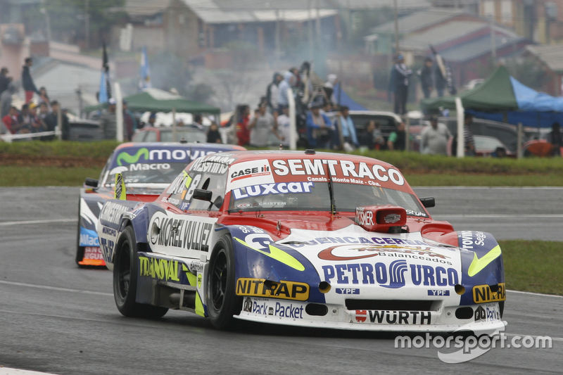 Juan Martin Trucco, JMT Motorsport, Dodge, und Christian Ledesma, Jet Racing, Chevrolet