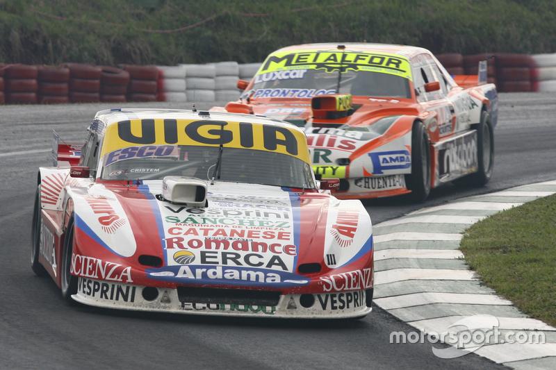 Juan Manuel Silva, Catalan Magni Motorsport, Ford, und Jonatan Castellano, Castellano Power Team, Do