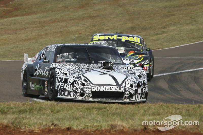 Laureano Campanera, Donto Racing Chevrolet, dan Diego de Carlo, JC Competicion Chevrolet