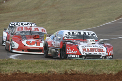 Pedro Gentile, JP Racing, Chevrolet; Christian Dose, Dose Competicion, Chevrolet, und Gaston Mazzacane, Coiro Dole Racing, Chevrolet