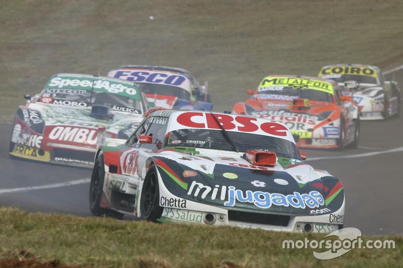 Carlos Okulovich, Maquin Parts Racing Torino dan Facundo Ardusso, Trotta Competicion Dodge