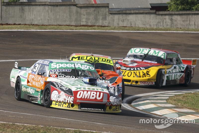Facundo Ardusso, Trotta Competicion Dodge, dan Jonatan Castellano, Castellano Power Team Dodge, dan
